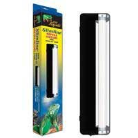 Zilla Slimline Reptile Fluorescent Lighting Fixture with 3-Percent UVB Lamp, ()
