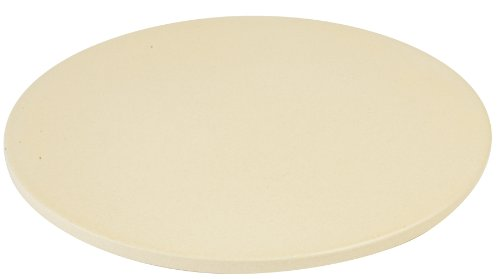 Pizzacraft Round Glazed Pizza Stone / 14 (Clear) - PC0113