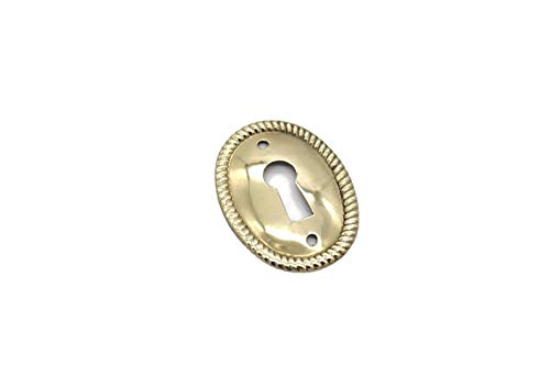 Keyhole Cover Plate 1 1/8
