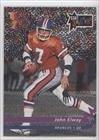 John Elway (Football Card) 1992 Wild Card - Stat Smashers #SS-4
