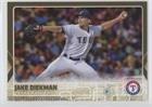 Jake Diekman #662/2,015 (Baseball Card) 2015 Topps Update Series - [Base] - Gold #US22 (Jake Diekman)