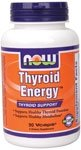 NOW Foods Thyroid Energy - 90 Vcaps