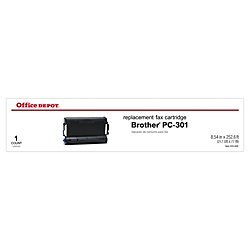 Office Depot 2030 (Brother PC-301) Print Cartridge, (Office Depot Fax Toner)