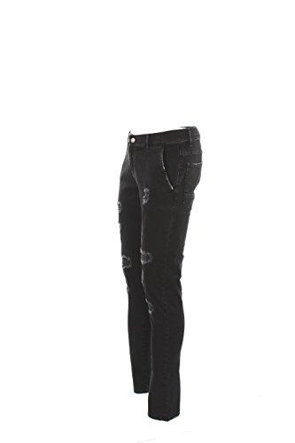 Pantalone Uomo Daniele Alessandrini 32 Nero Pj5605l8503606 Autunno Inverno 2016/17