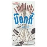 Glico Pocky Biscuit Sticks, Cookies & Cream, 1.41