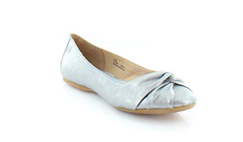 Born Lilly Women's Flats & Oxfords Silver Size 6.5 M