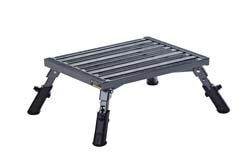 (Stromberg Carlson (PA-250 Tall Leg Aluminum Platform Step)