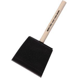 Merit Trade Source 00505 2 Heavy Duty Foam Brush