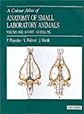 Anatomy of Small Laboratory Animals, Popesko, Peter and Horak, Jindrich, 0702026999