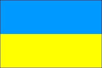 Ukraine Flag 3'x5'Brand NEW 3x5 Ukrainian Banner