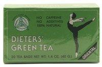 Dieters Green Tea - 1.4oz [Pack of 3]