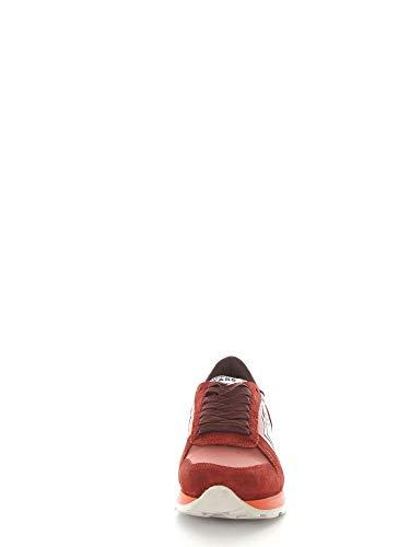 Gemmabr48bm1142 Tessuto Atlantic Stars Rosso Donna Sneakers OpItqw0