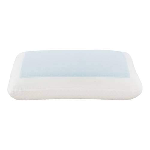23x15x5'' Gel Sheeet Memory Cotton Bread Pillow by white (Image #3)