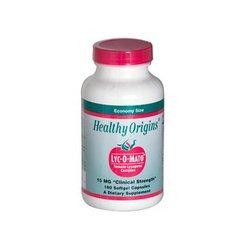 Healthy Origins Lyc O Mato Lycopene 180 Sgel
