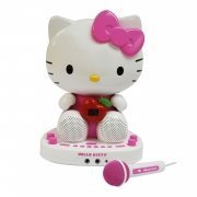 Hello Kitty CDG Karaoke System with Built-in Video Camera by ()