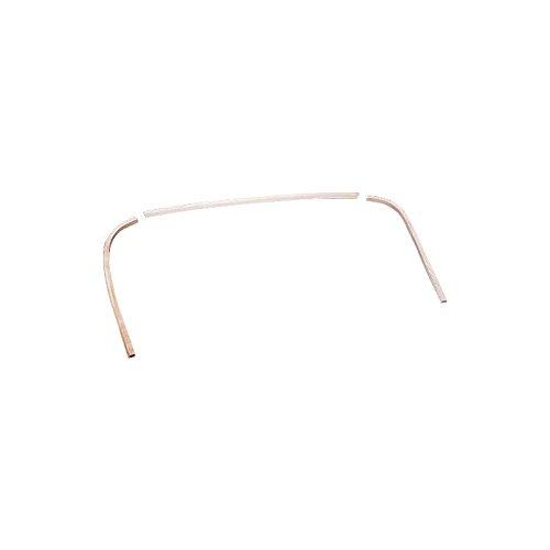 MACs Auto Parts 16-56621 Model T Ford Seat Wood - Seat Tack Strips - Rear - 3 (Rear Tack Strip)