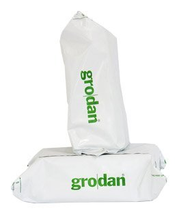 Grodan Uni-Slab 9.5 inches x 8 inches x 4 inches - Case of 16 Slabs by Grodan