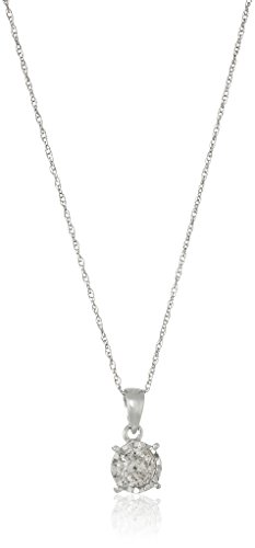 Diamond Miracle Pendant Necklace Clarity