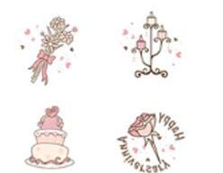 (1 piece Bride And Groom Image Sugar Stamp Chocolate Transfer Sheet Wedding Party Chocolate Cake Decoration ToolsKitchen Baking Tools)