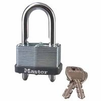 Warded Mechanism Padlockw/ Adjustable, Sold As 4 Each by Master Lock (Image #1)