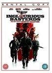 Inglourious Basterds (DVD)(Ex-Rental)