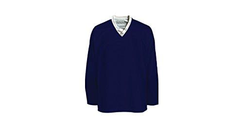 (Pearsox Reversible Hockey Jersey (Goalie, Navy) )