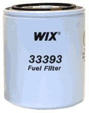 WIX Filters - 33393 Heavy Duty Spin-On Fuel Filter, Pack of 1