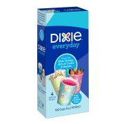 PACK OF 10 - Dixie Bath Cups, 5 Oz, 100 Count