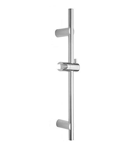 36 Jaclo 9736-SG Wall Bar with Adjustable Height and Angle Mounts Satin Gold 36 Standard Plumbing Supply