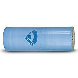 12 in. x 738 ft. Roll Polycoated Blue Paper by U.S. Chemical & Plastics