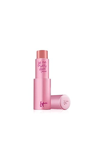 It Cosmetics Je Ne Sais Quoi Hydrating Color Awakening Lip Treatment in Rose 0.11 oz from It Cosmetics