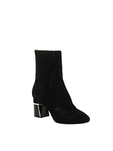 Lim 3 Phillip 1 Cuir Noir SHF7T400KSUBA001 Bottines Femme qqZg1RE