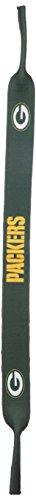 Siskiyou NFL Green Bay Packers Neoprene Sunglass Strap, Green