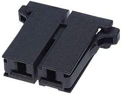 Dynamic D-5200 Series 3 Positions 10.16 mm AMP Receptacle TE CONNECTIVITY 1-179958-3-Connector Housing