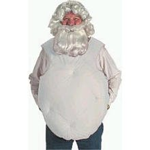Halco White Santa Suit Stuffer