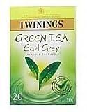 Twinings Green Tea Earl Grey 20 Tea Bags