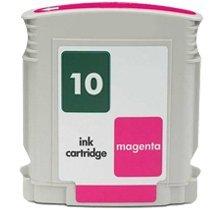 10 C4843a Magenta Ink Cartridge (Lovetoner Compatible HP C4843A (10) INK / INKJET Cartridge Magenta)