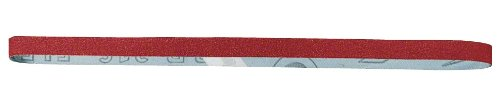 Bosch Sanding Belts for Black and Decker Powerfile (13mm width / 60 Grit / 3 Pieces/Wood/Part Number 2609256238)