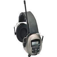 Safety Works 10121816 MP3/AM/FM Digital Radio Ear Muffs by Safety Works