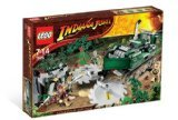 LEGO® Indiana Jones Jungle Cutter
