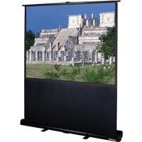 DA-LITE 60-Inch Deluxe Insta-Theater Projection Screen