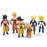Win8Fong 6x Dragonball Dragon Ball Z Lot 5″ Action Figure GOKU SON GOKOU Set of 6pcs