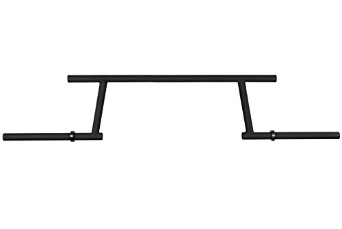 "Cambered Squat Bar by Force of Habit- Olympic 2"" 39 lbs 13"