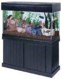 All Glass Aquarium AAG51148 Pine Cabinet, 48x18-Inch