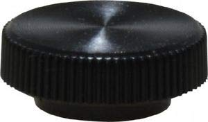 JumpingBolt Knurled Plastic Thumb Screw 5/8'' Head Diam, 1/4'' Head Height, Material May Have Surface Scratches