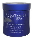 - Bath & Body Works Aquatanica Marine Mineral Body Wrap with Exclusive Marine Nutrient Complex 9.5 oz