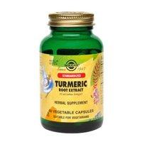 Solgar Standardized Turmeric Vegetable Capsules product image