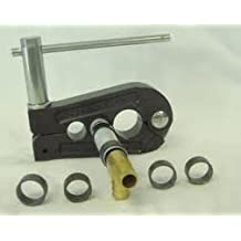 "Sleeve Plus PEX tubing crimping tool for 3/8"", 1/2"", 3/4"" pex rings"