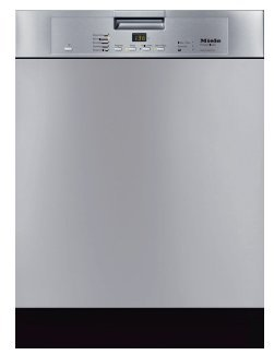 Miele Futura Classic Plus G4227SCU Dishwasher with Cutlery Tray for Silverware - Stainless Steel by Miele