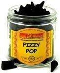(Fizzy Pop - 100 Wildberry Incense Cones)